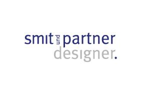 Logo smit und partner, designer
